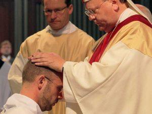 Priesterweihe, Quelle: Kirchenbote