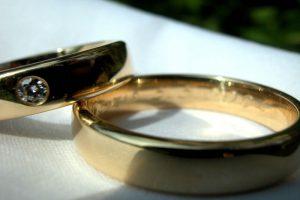Trauung und Ehejubiläum